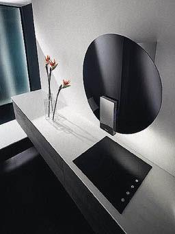 дизайн кухонных вытяжек